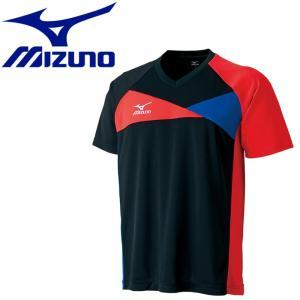 ミズノ 卓球 ドライサイエンスゲームシャツ メンズ レディース 82JA550096 ezone