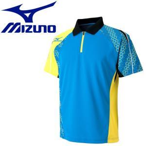 ミズノ 卓球 ゲームシャツ 2016年卓球日本代表モデル メンズ レディース 82JA600324 ezone