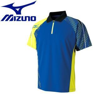 ミズノ 卓球 ゲームシャツ 2016年卓球日本代表モデル メンズ レディース 82JA600325 ezone