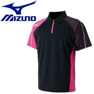 ミズノ 卓球 ゲームシャツ 2016年卓球日本代表モデル メンズ レディース 82JA600397 ezone