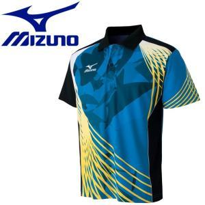 ミズノ 卓球 ドライサイエンスゲームシャツ メンズ レディース 82JA600624 ezone