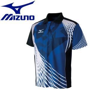 ミズノ 卓球 ドライサイエンスゲームシャツ メンズ レディース 82JA600625 ezone
