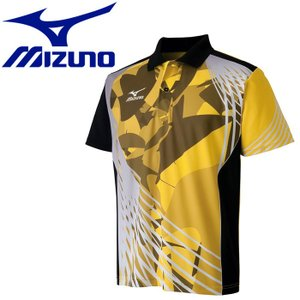 ミズノ 卓球 ドライサイエンスゲームシャツ メンズ レディース 82JA600644 ezone