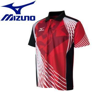 ミズノ 卓球 ドライサイエンスゲームシャツ メンズ レディース 82JA600662 ezone