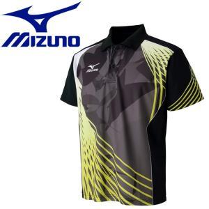 ミズノ 卓球 ドライサイエンスゲームシャツ メンズ レディース 82JA600694 ezone