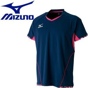 ミズノ ゲームシャツ メンズ レディース 82JA700614 ezone