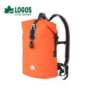 LOGOS ロゴス SPLASH LIFE AIR BAG・ラッコフロート12(ブラック・オレンジ) 88200201|ezone