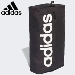 【1点までメール便送料無料】アディダス リニアシューズバッグ シューズケース FSX08 DT4820 adidas|ezone