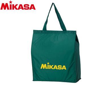 メール便送料無料 ミカサ レジャーバッグ MIKASAロゴラメ入り BA22-DG 9192205