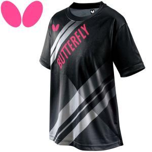バタフライ 卓球 LASNEL T-SHIRT ラスネル Tシャツ メンズ レディース 45490-278 ezone