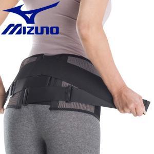 ミズノ 腰部骨盤ベルト ワイドタイプ C3JKB50205|ezone