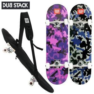 ダブスタック スケートボードセット 当店オリジナルカラース ケートボード+専用バッグ DSB-28 ezone