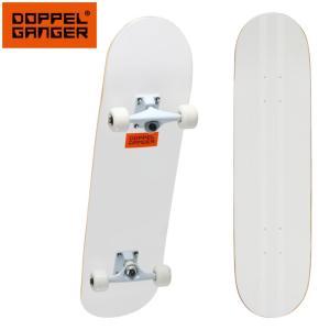 ドッペルギャンガー コンプリートスケートボード DSB001-WH ezone