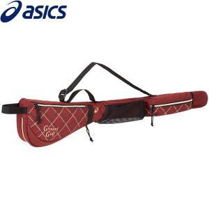 アシックス グランドゴルフ マルチクラブバック 1本用 GGG871-25 ezone