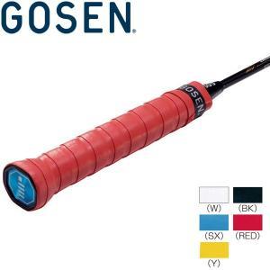 ゴーセン バドミントン グリップテープ スーパーグリップバドセン AC21-sx|ezone