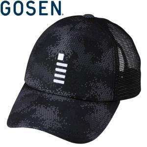ゴーセン テニス GOSEN キャップ G+ C19P01-39|ezone