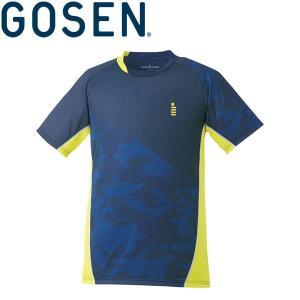 【2点までメール便送料無料】ゴーセン ゲームシャツ メンズ レディース T1724-17|ezone