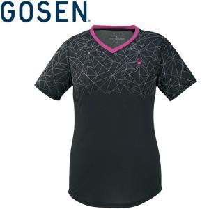 ゴーセン ゲームシャツ レディース GOS-T1903-39|ezone