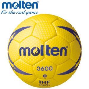 モルテン ハンドボール ボール 3号 ヌエバX3600 検定球 H3X3600|ezone