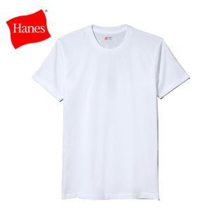ヘインズ アオラベル クルーネックTシャツ 3枚組 HM2115G-010 19SS |ezone
