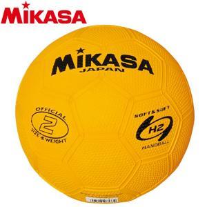 ミカサ ハンドボール2号 スポーツテスト用 HR2-Y 4123001|ezone