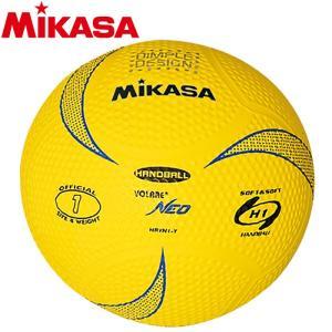 ミカサ ソフトハンドボール 1号軽量 140g HRVN1-Y 4223000|ezone