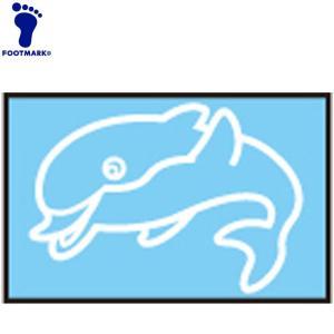 フットマーク 水泳 水泳用マーク 動物マーク 10枚入り 101704-61 ezone