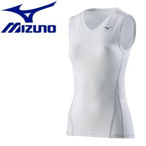 ミズノ BG7000Tバイオギアシャツ ノースリーブ レディース K2MJ8C6270|ezone
