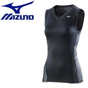 ミズノ BG7000Tバイオギアシャツ ノースリーブ レディース K2MJ8C6290|ezone