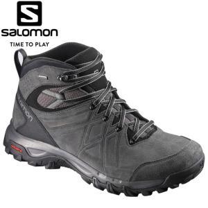 サロモン EVASION 2 MID LTR GORE-TEX トレッキングシューズ メンズ L39871400|ezone