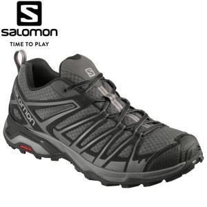 サロモン X ULTRA 3 PRIME トレッキングシューズ メンズ L40125000|ezone