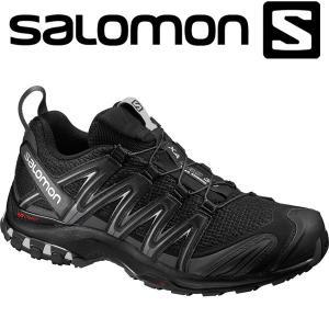 サロモン XA PRO 3D WIDE トレイル ランニングシューズ メンズ L40237200|ezone