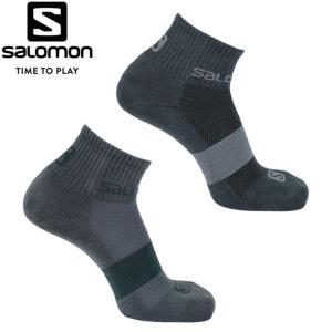 サロモン EVASION 2-PACK ソックス メンズ レディース LC1126500 ezone