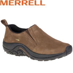 JUNGLE MOC GORE-TEX ブーツ作りで研鑚を積んだメレルが、優れた機能をスポーツアクテ...