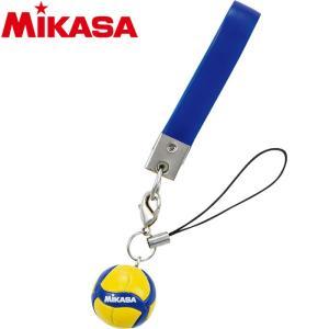 ミカサ バレーボール 携帯ストラップ ACST200WMJ|ezone