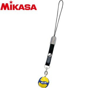 ミカサ バレーボール 携帯ストラップ ACST200WSJ|ezone
