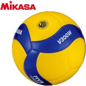 ミカサ バレーボール 国際公認球 検定球5号 V300W ezone