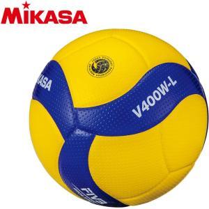 ミカサ バレーボール 検定球4号 V400WL ezone