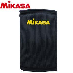 ミカサ サポーター ジュニア用 Mサイズ 2枚セット MG350M-BK 9050218|ezone