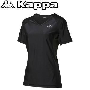 カッパ ショートスリーブコンプレッションシャツ メンズ KM512UT70-BK1|ezone