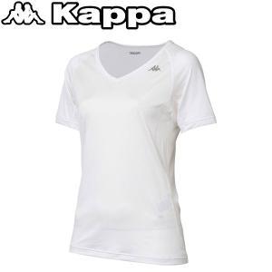 カッパ ショートスリーブアンダーシャツ メンズ KM512UT73-WT1|ezone