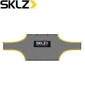 スキルズ 少年用 サッカー シューティングトレーナー ゴールショット 5m×2m SKL-03272...