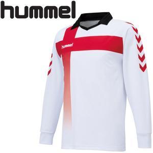 ヒュンメル ハンドボール キーパーシャツ メンズ HAK1015-10|ezone