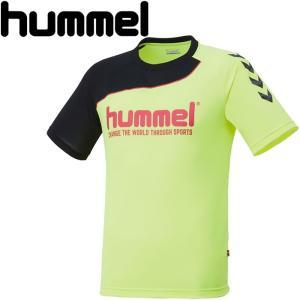 【2点までメール便送料無料】ヒュンメル ハンドボールTシャツ HAP1142H-36|ezone