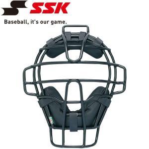 エスエスケイ SSK 野球 軟式審判用マスク C号球対応 UPNM210S