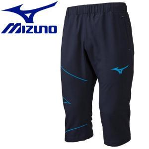 ミズノ クロスセミロングパンツ メンズ U2MD902114|ezone