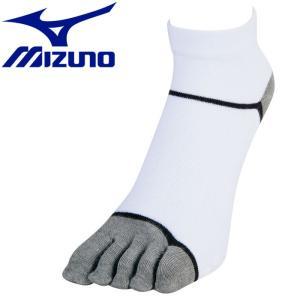ミズノ レーシングソックス 5本指/ショート丈 U2MX800201 ezone