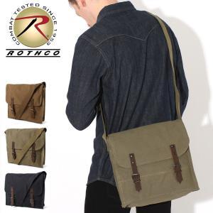 ROTHCO ロスコ バッグ ショルダーバッグ 斜め掛け ショルダーバッグ メンズ 人気 バッグ 鞄 迷彩 アメカジ ミリタリー|f-box