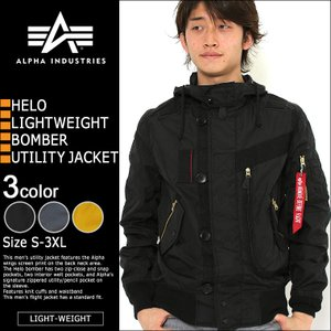 alpha industries アルファインダストリーズ alpha アルファ ジャケット メンズ ボマージャケット アウター ブルゾン メンズ 冬 大きいサイズ メンズ|f-box