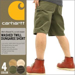 カーハート (Carhartt) ハーフパンツ メンズ 大きいサイズ メンズ ショートパンツ デニム 夏 ぺインターパンツ|f-box